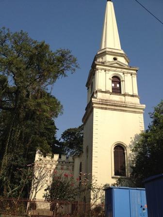 church, chennai, india