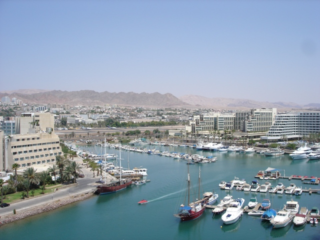 weather, eilat, israel