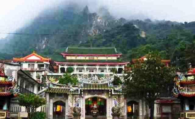 guanziling, village, taiwan, chiayi