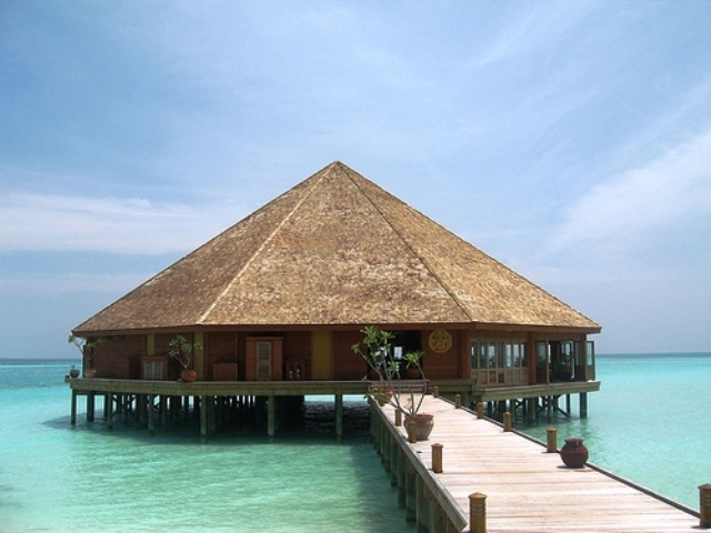 restaurants, maldives