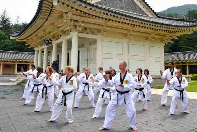 taekwondo, korea, seoul
