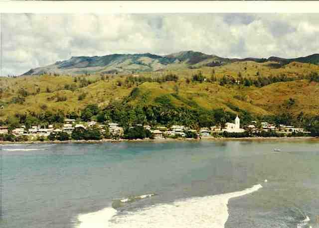 umutac village, guam