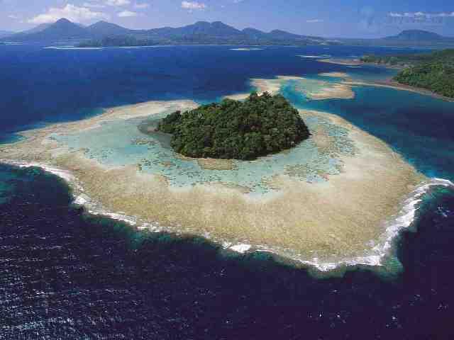 new britian island, papua new guinea