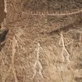 petroglyphs, gobustan, azerbaijan
