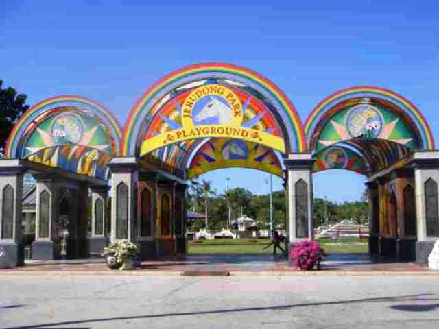 jerudong, park, brunei, attractions