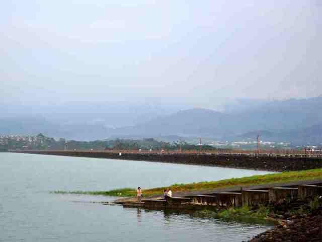 renyi lake, chiayi, taiwan