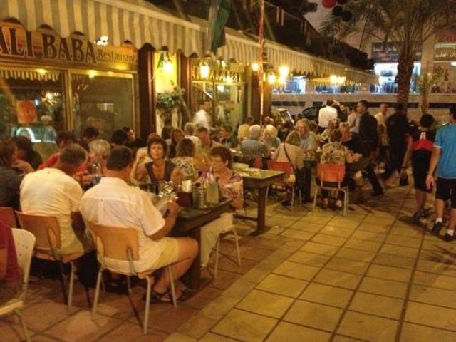 ali baba restaurant, eating and drinking, jordan, aqaba