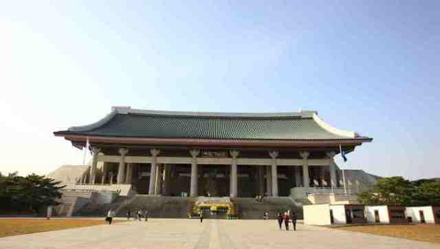 memorial hall, independence, korea, incheon