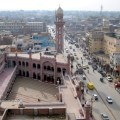 peshawar, pakistan, old city