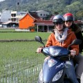 getting around hualien, taiwan