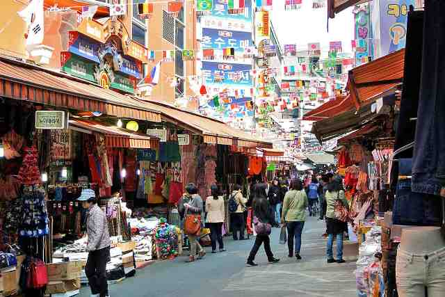 namdaemun market, korea, seoul