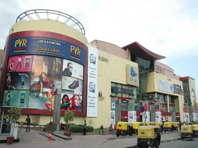 shopping, india, bangalore