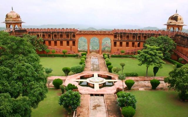 jaigarh fort, india, jaipur