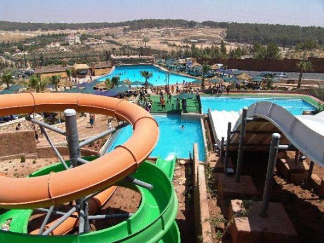 amman waves and aqua park resort, jordan