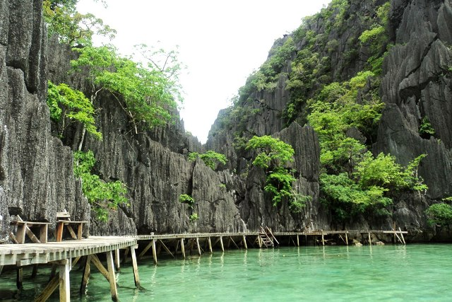 lakes, coron, palawan, philippines, barracuda lake