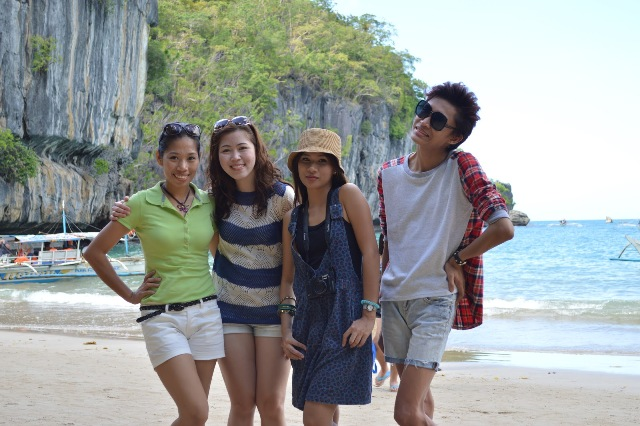 casual wear, beach attire, palawan, philippines