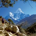 hiking, nepal, activity