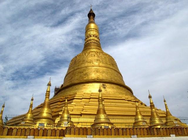 shwemawdaw, pagoda, myanmar
