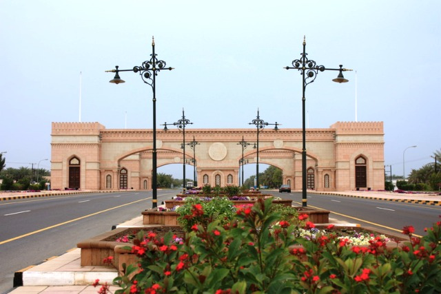 sohar, oman, port city