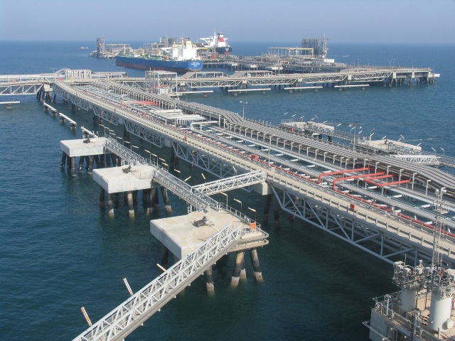 mina al ahmadi, oil exporter, facility, kuwait