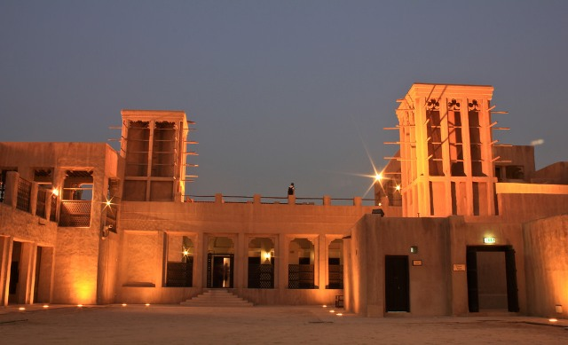 house of sheikh saeed al maktoum
