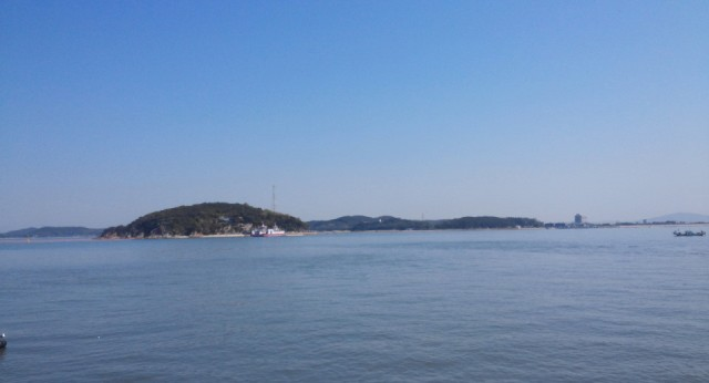 muuido island, incheon islands, korea