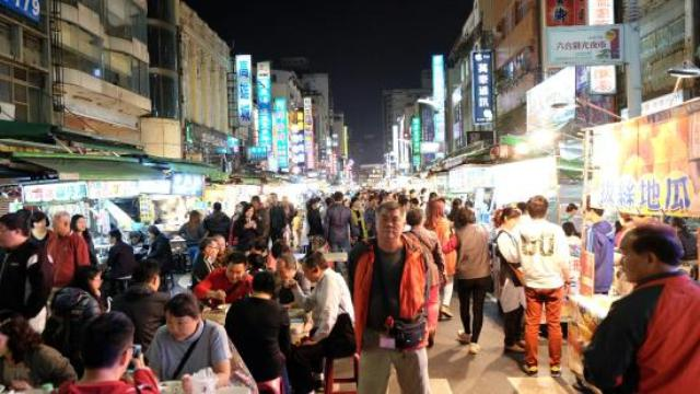 night market kaohsiung, taiwan