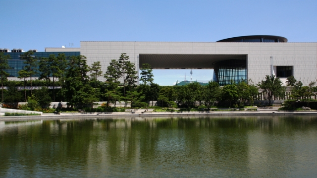 national museum, korea, seoul