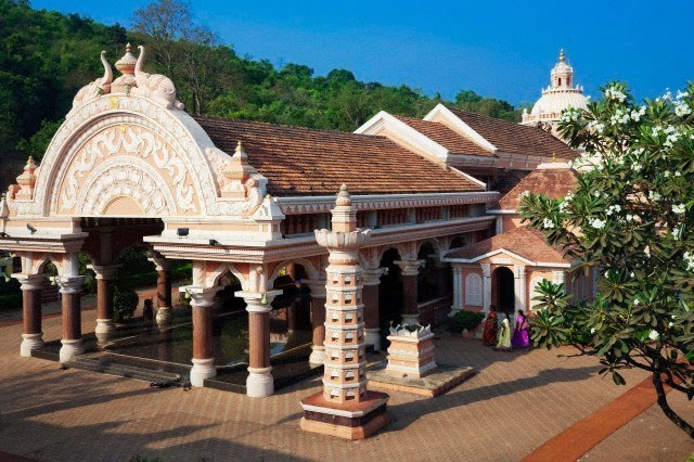 mahalaxmi temple, india, goa