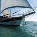 sailing, samui, thailand