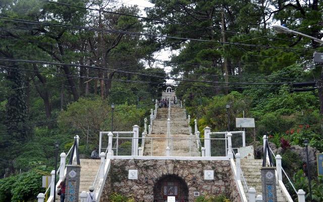 grotto, baguio, ph