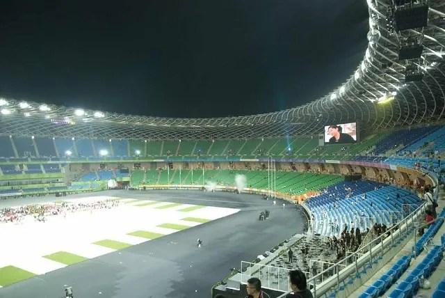 kaohsiung, stadium, taiwan