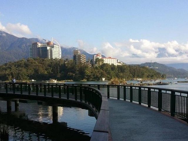 weather in nantou, taiwan