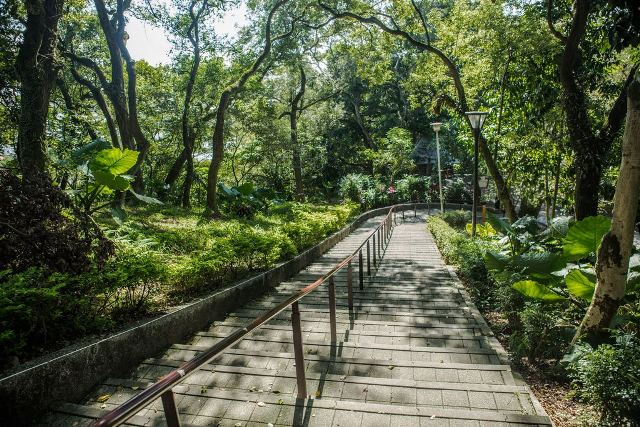 hutou mountain park, taoyuan, tw