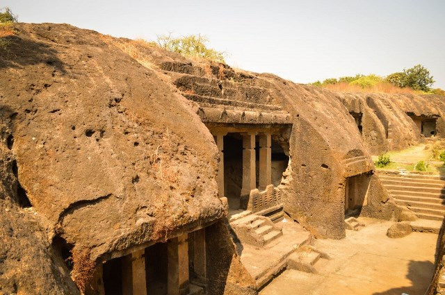 mumbai caves, india