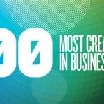 Fast company : Le Top 100 des créatifs 2011