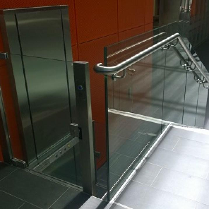disabled access platform lifts custom platform lifts. Black Bedroom Furniture Sets. Home Design Ideas