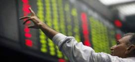 Cheering KSE hovers about 31,000pts; sustains 341pts, 1.11%