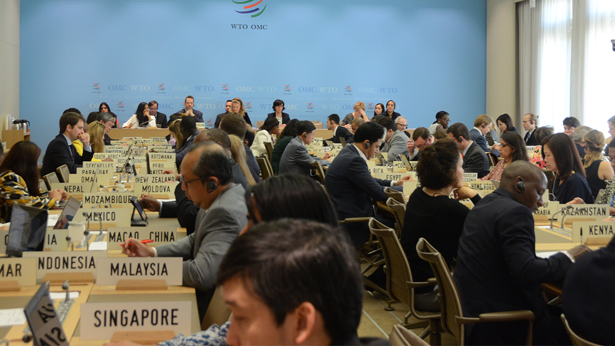 Wto Committee On Trade Facilitation Meets For First Time Asia