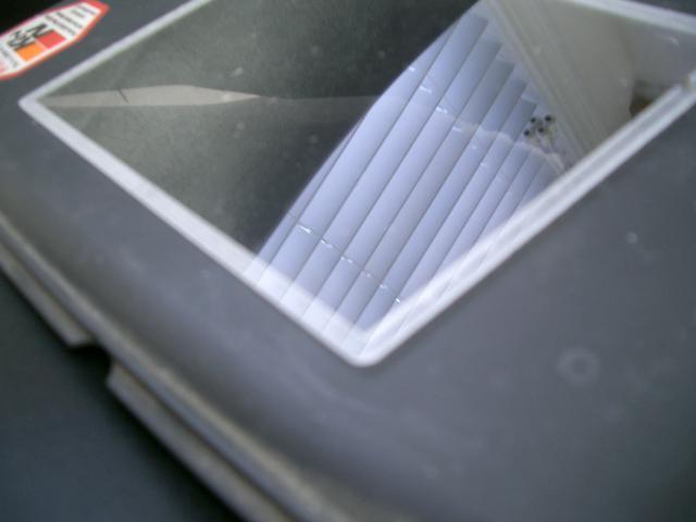 P2 Volvo S60R,T5/V70R Airbox Window