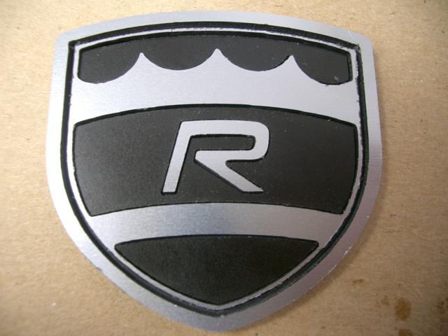 Volvo Shield Badges