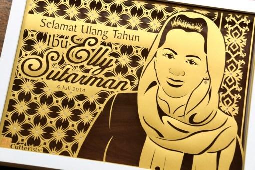 Cutteristic - Elly Sutarman 1