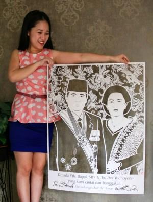 Cutteristic - Susilo Bambang Yudhoyono SBY Ani Yudhoyono, Didit Herdiawan 10