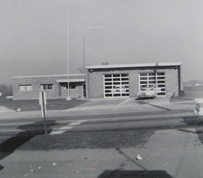 1962 Portage Trail - West Side Fire Station #3