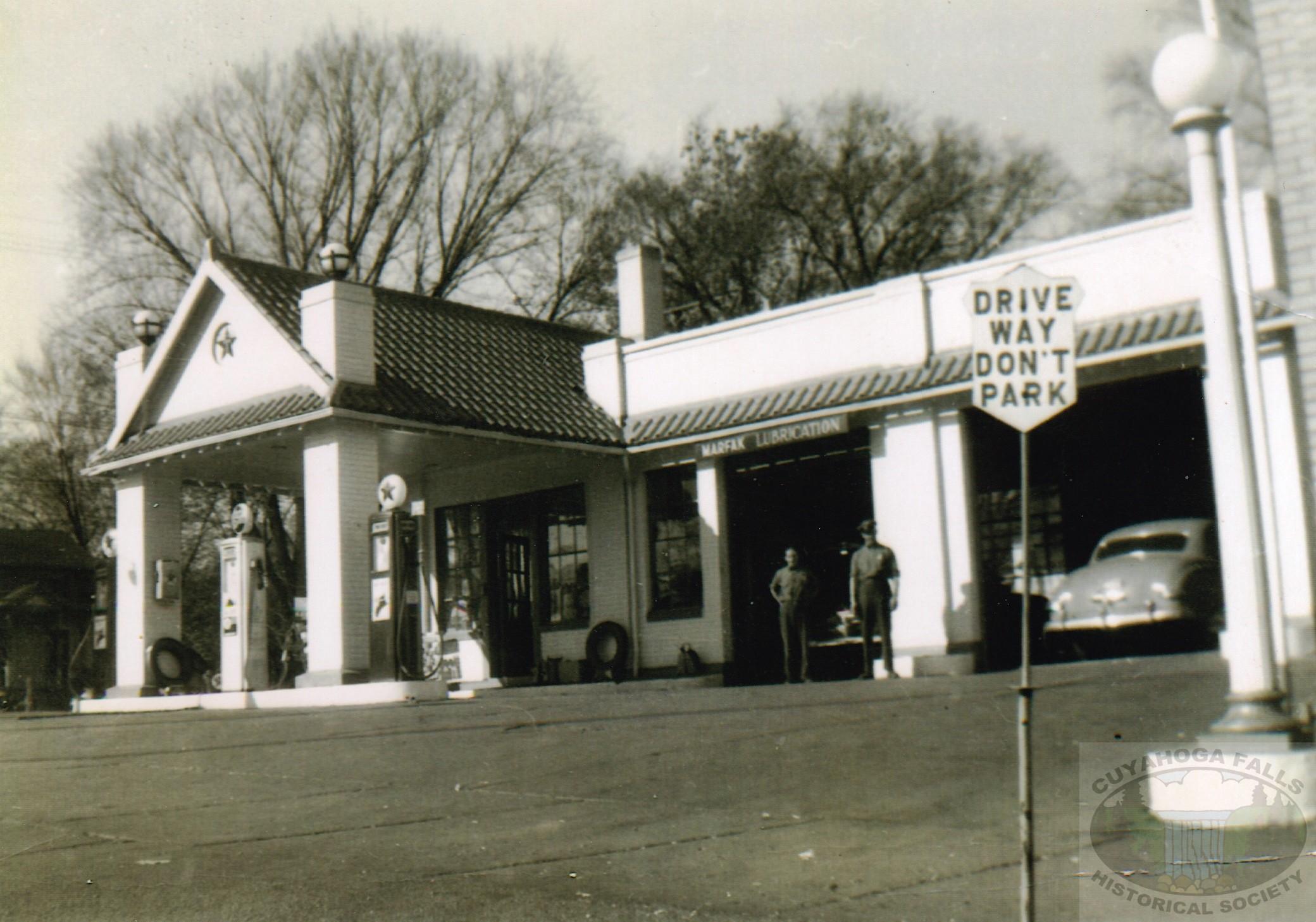 T. E. Kinsey Texaco Station
