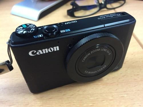 Medium Of Canon Powershot S110