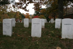 Unknown in Freedmens Section of Arlington