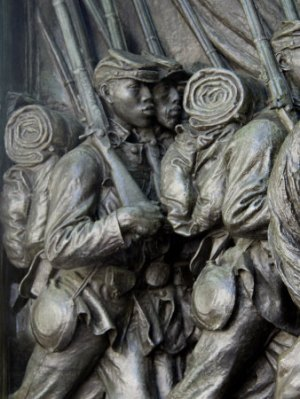 black-soldiers-of-the-54th-massachusetts-regiment-memorial-in-boston-massachusetts
