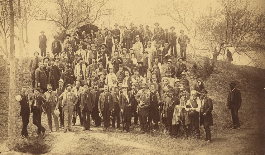 Massachusetts Reunion at Crater