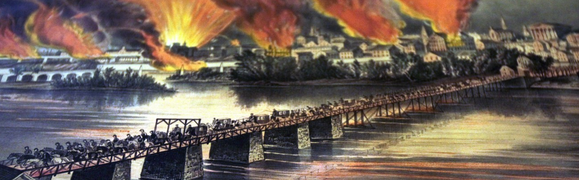 Richmond Burning